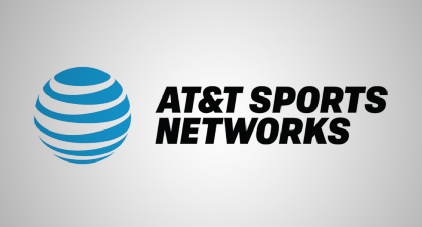 The AT&T Sports Networks logo.