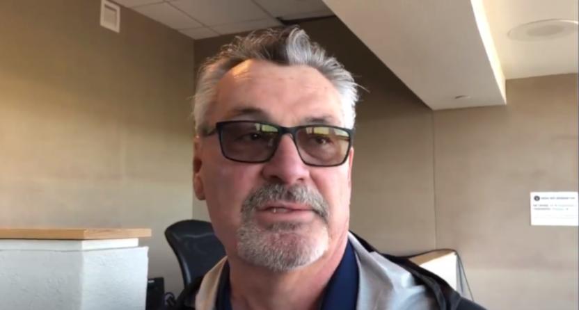 Brewers' analyst Bill Schroeder.