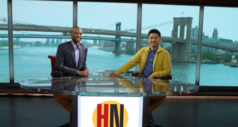 High Noon with Bomani Jones and Pablo Torre.