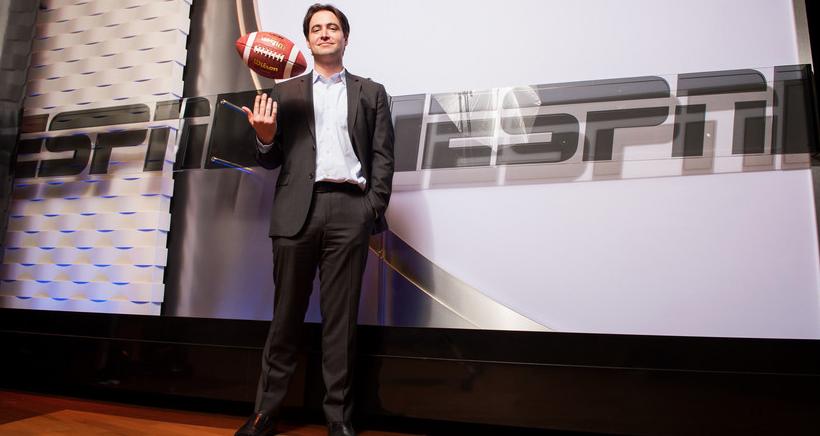 Ilan Ben-Hanan of ESPN.