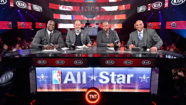 Inside The NBA All-Star coverage.