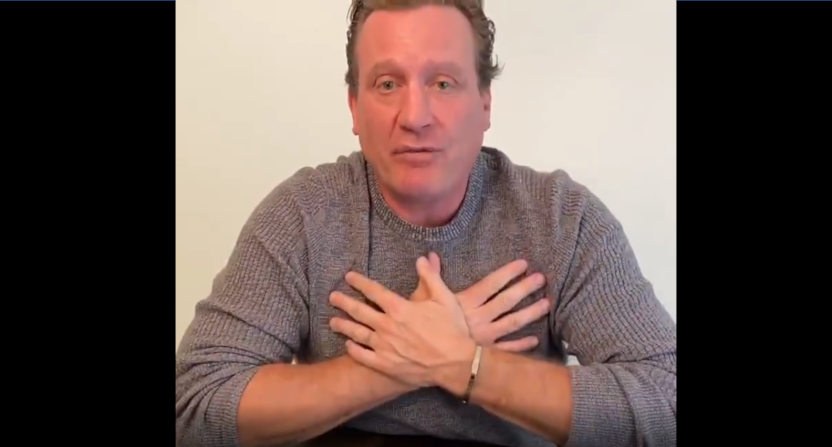 Jeremy Roenick announces he's leaving NBC.