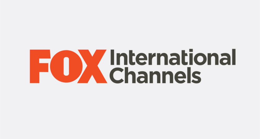 The Fox International Channels logo.
