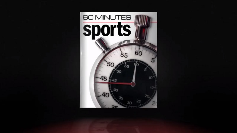 60 Minutes Sports is returning on CBS over the next three weekends, but in a best of format