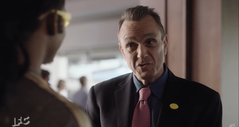 Jim Brockmire tries to sell Charles on buying the Mets.