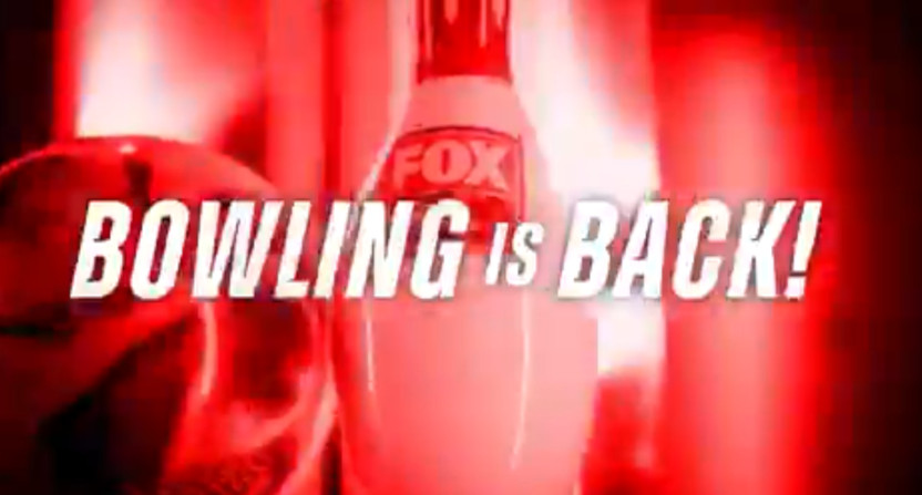 Bowling is coming back to Fox.