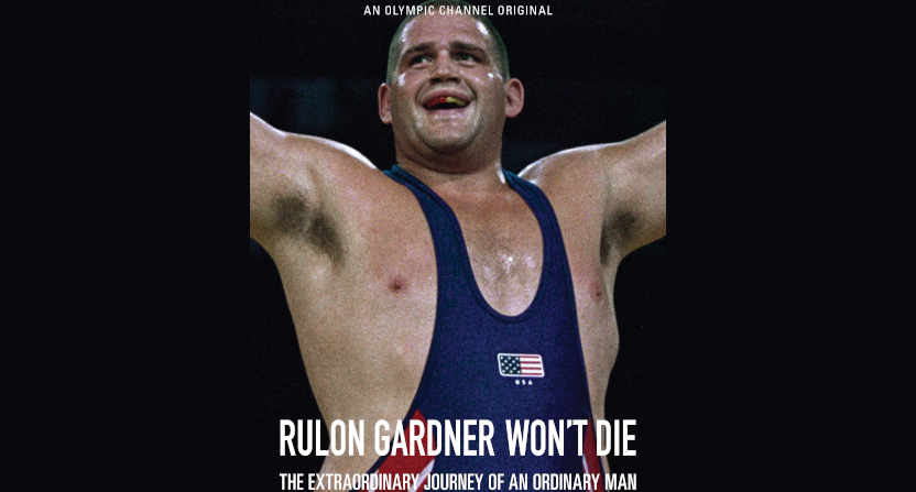 The next Olympic Channel documentary is on Rulon Gardner.