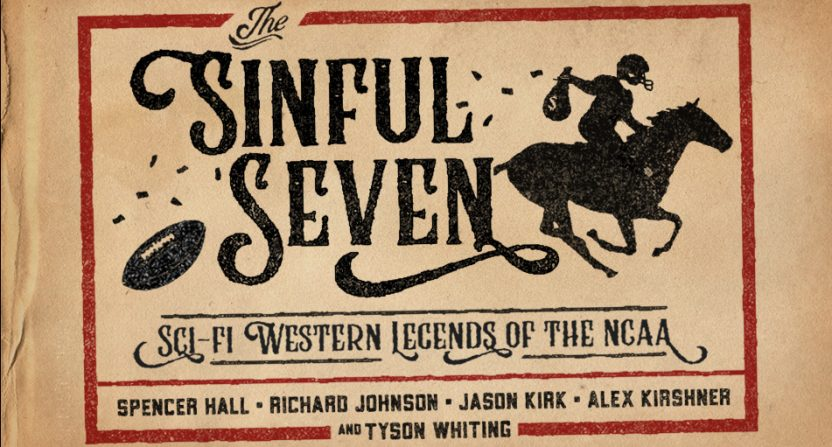 The Sinful Seven comes from furloughed Banner Society employees.