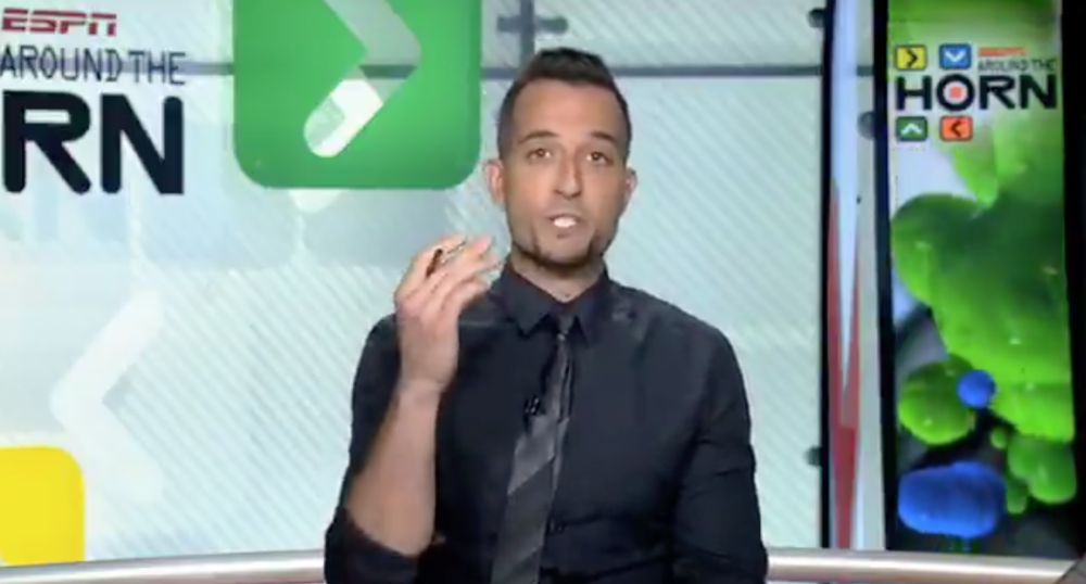Tony Reali has signed a multi-year extension with ESPN, will continue hosting Around The Horn