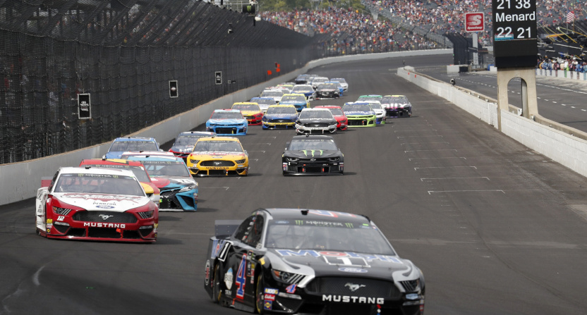 The NASCAR Big Mac