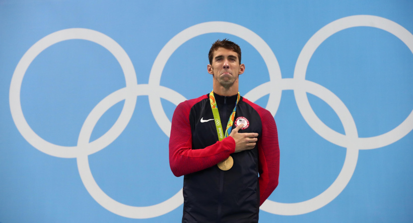 """HBO will air """"The Weight of Gold,"""" a documentary with Olympic athletes (including Michael Phelps) discussing mental health challenges"""