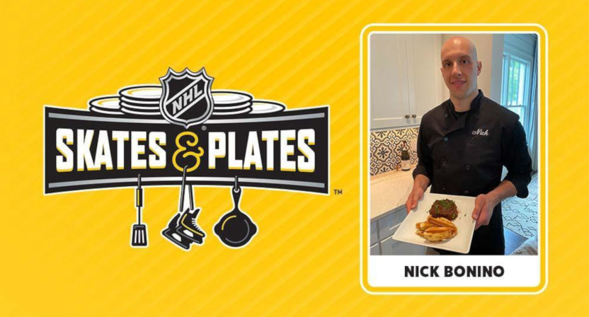 Cooking show Skates & Plates is coming to NBCSN and Sportsnet.