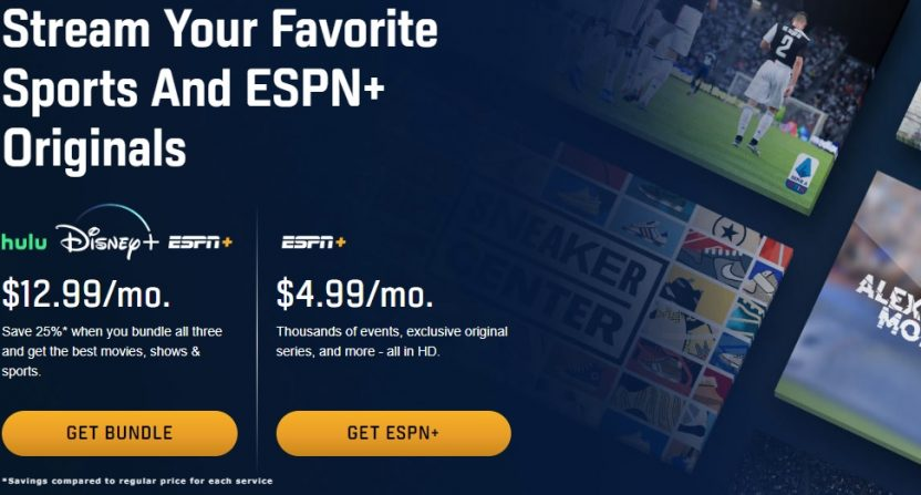 Espn Confirms Espn Price Increase To 5 99 Month Effective For New Subscriptions As Of August 12th