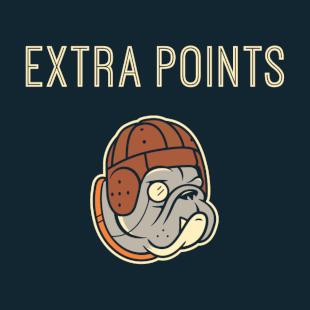 The Extra Points logo.
