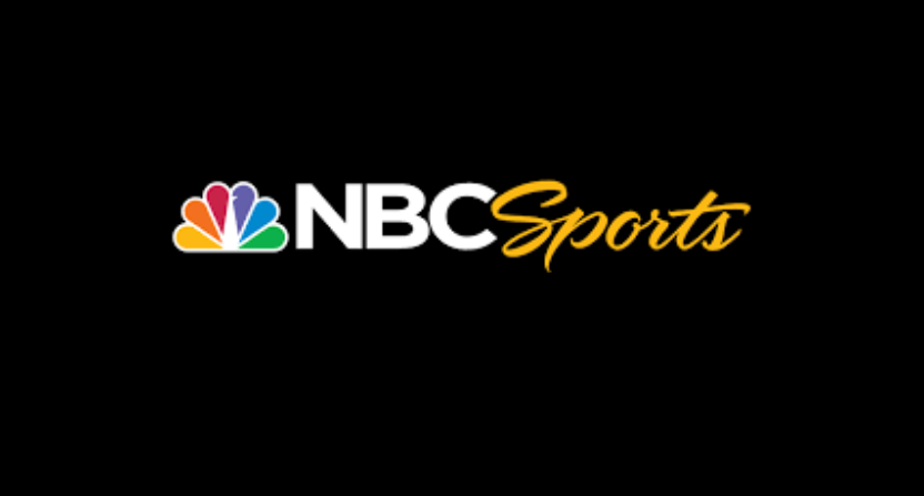 The NBC Sports logo.