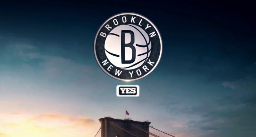 A Nets on YES graphic.