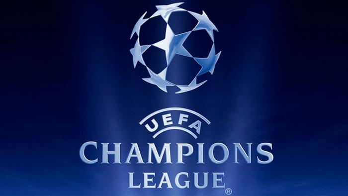 The UEFA Champions League logo.