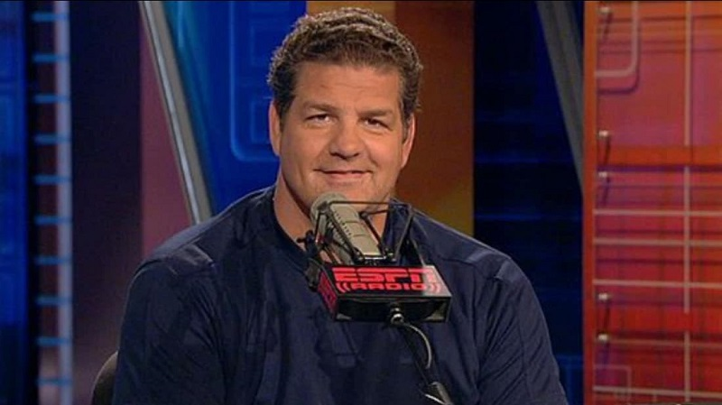 """Mike Golic says ESPN didn't want him back at less pay: """"I had no more worth to them."""""""