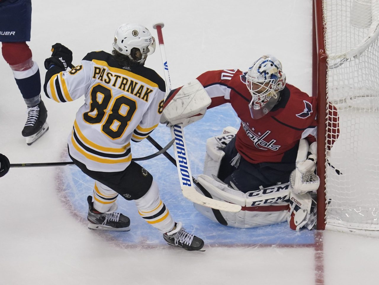 Nhl Eastern Conference Qualifications Boston Bruins At Washington Capitals Awful Announcing