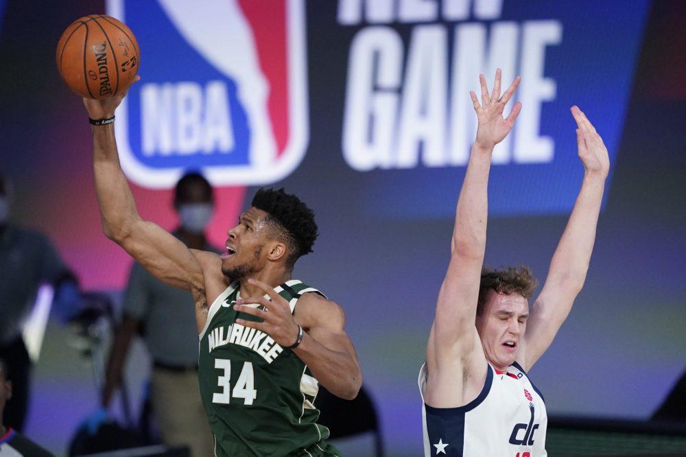 Nba Milwaukee Bucks At Washington Wizards Awful Announcing