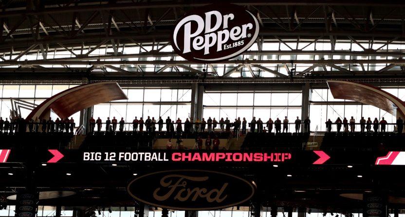 The 2019 Big 12 championship game.