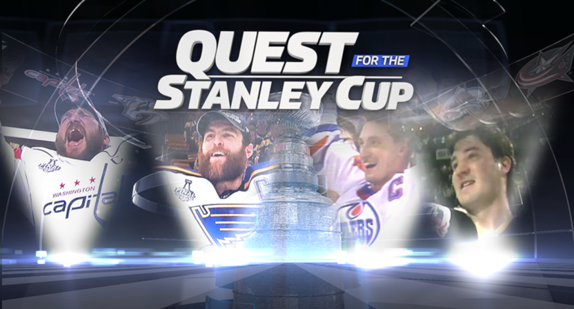 Quest for the Stanley Cup.