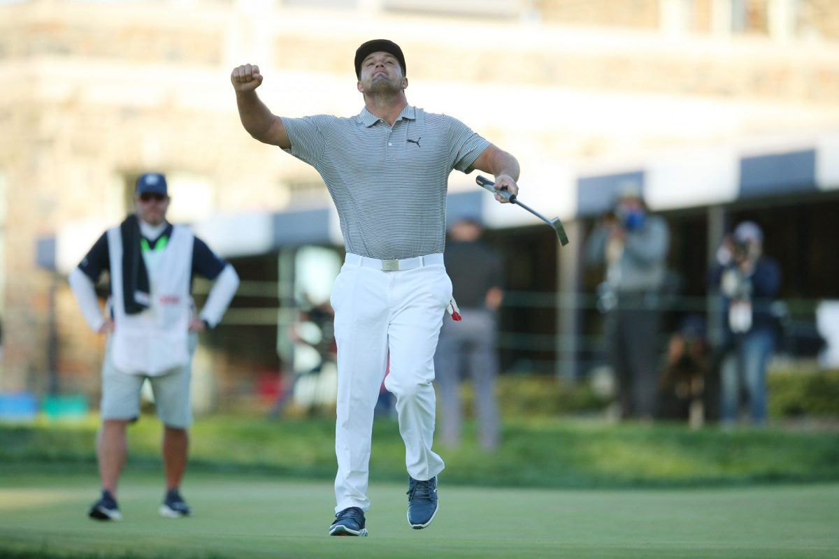 Low U.S. Open viewership shows why golf tries to avoid competing with the NFL at all costs