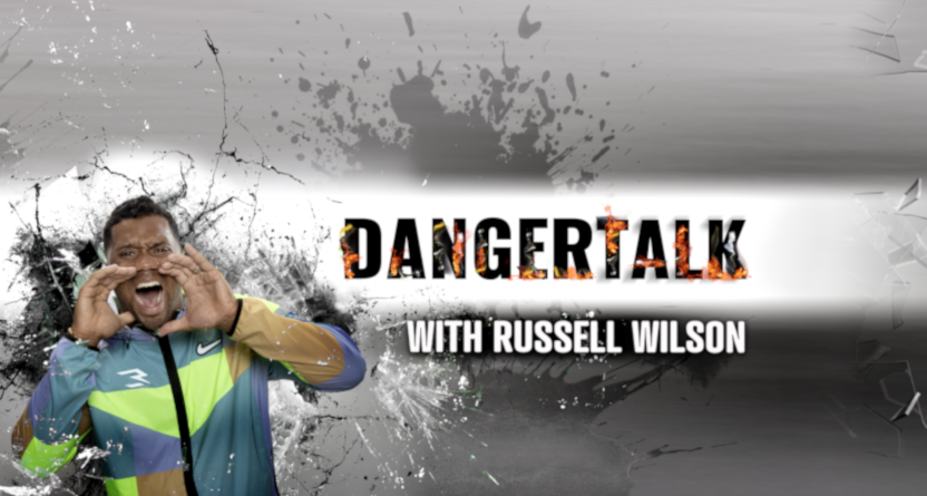 Russell Wilson's new podcast DangerTalk is coming to ESPN.