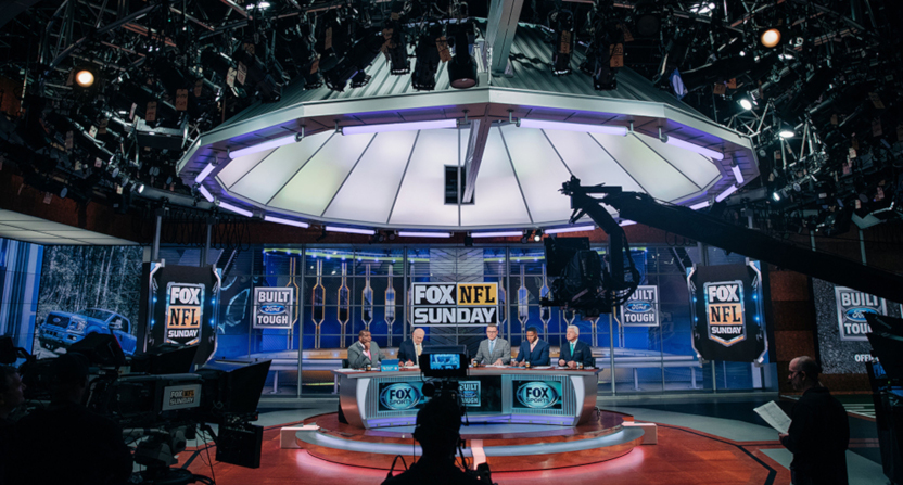 Fox NFL Sunday.