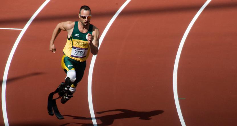 Oscar Pistorius in 2012.