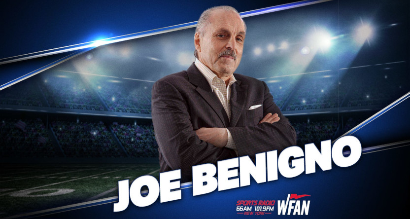 Joe Benigno is leaving his afternoon drive role at WFAN.