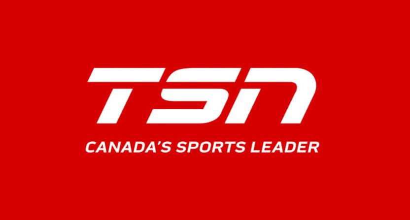 The TSN logo.