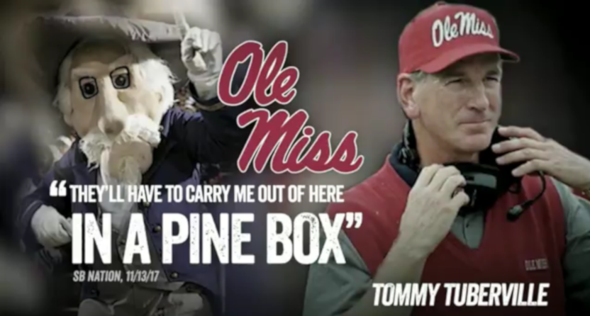 A Doug Jones ad attacking Tommy Tuberville.