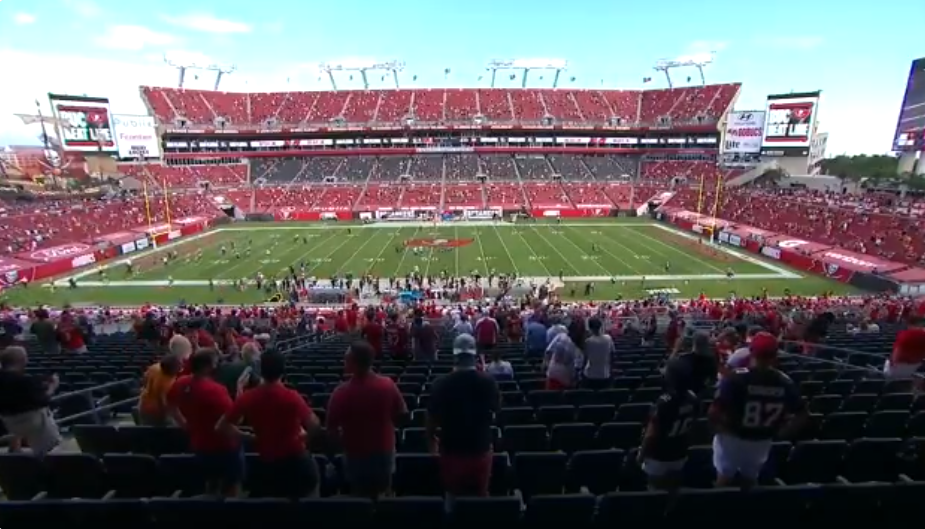 Joe Buck and Troy Aikman caught on hot mic mocking pregame flyovers - Awful Announcing