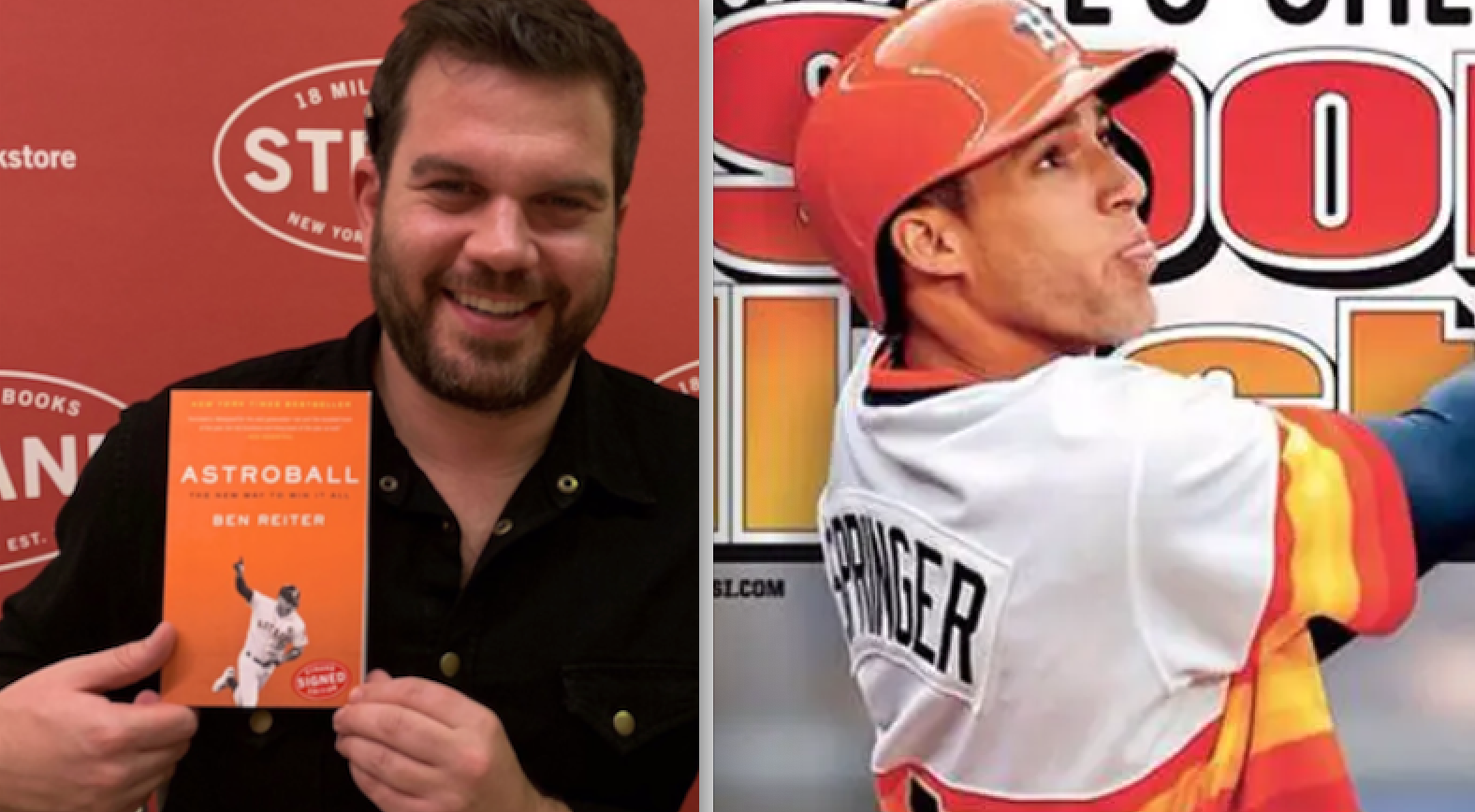 Ben Reiter's Astros podcast series, 'The Edge,' explores what led to sign-stealing scandal