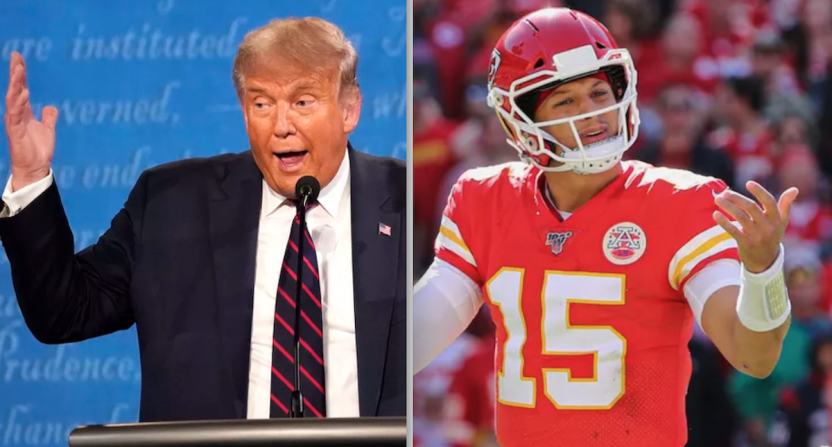 Canceling Second Presidential Debate Would Benefit Thursday Night Football Mlb Postseason Broadcasts