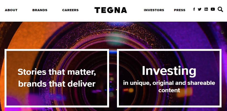 Tegna's 64 stations have gone dark on DirecTV and U-Verse
