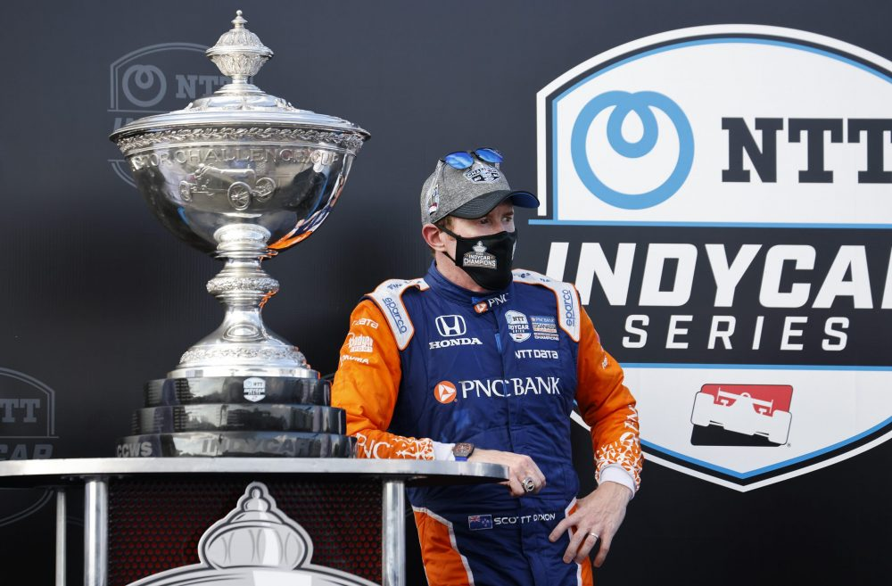 NBC reportedly may split from the NTT IndyCar Series with CBS the favorite to step in
