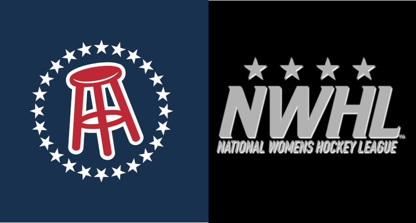 Barstool Sports and the NWHL.