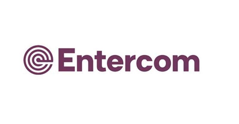 The Entercom logo.