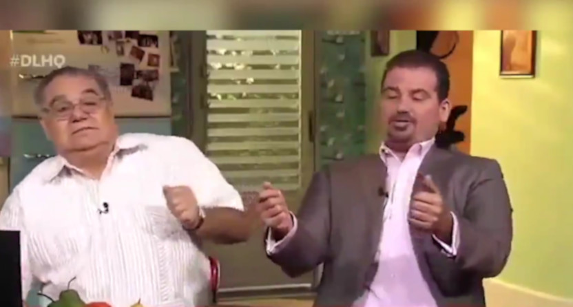 A look back at Dan Le Batard Is Highly Questionable.