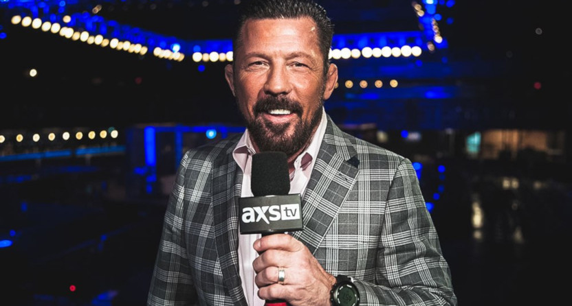 Pat Miletich in 2018.