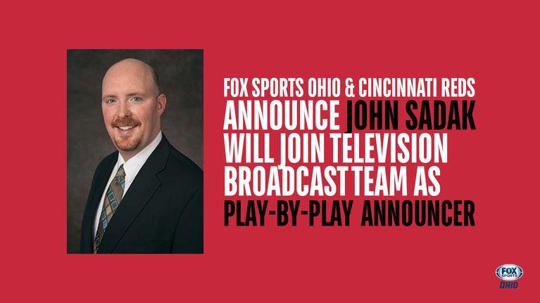 John Sadak at Fox Sports Ohio.
