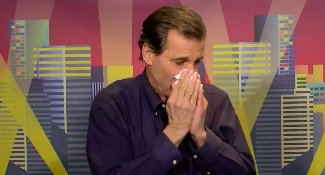 "Chris Russo ""farting"" drama ends up involving Tom Izzo (but not that Tom Izzo)"