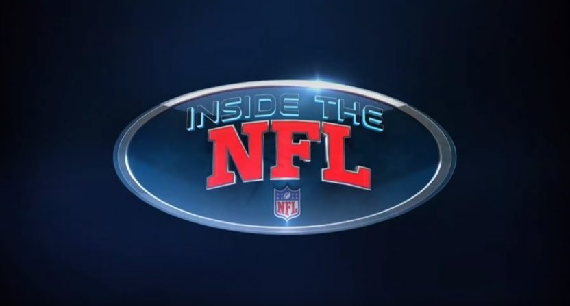 The Inside The NFL logo.