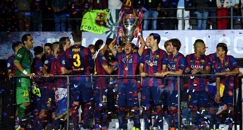 Former Fc Barcelona President Arrested Stadium Raided Over Scam Involving Social Media Smearing