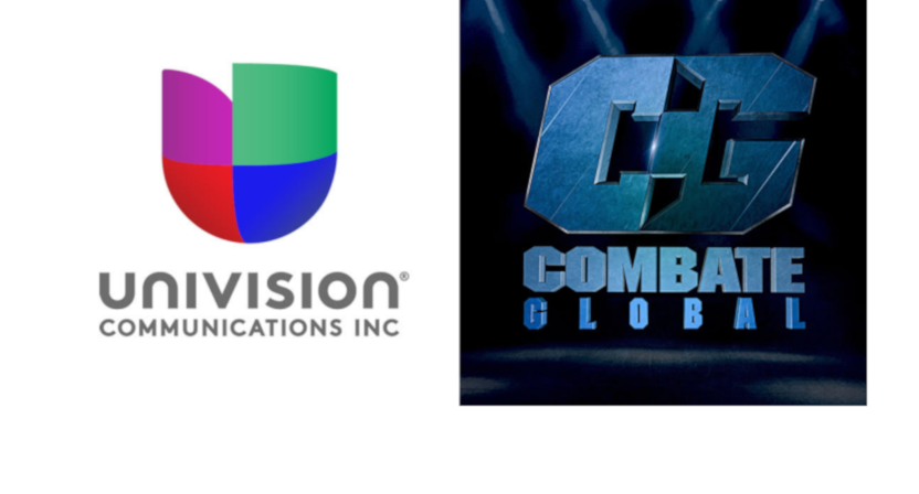 Univision and Combate Global have signed a five-year partnership.