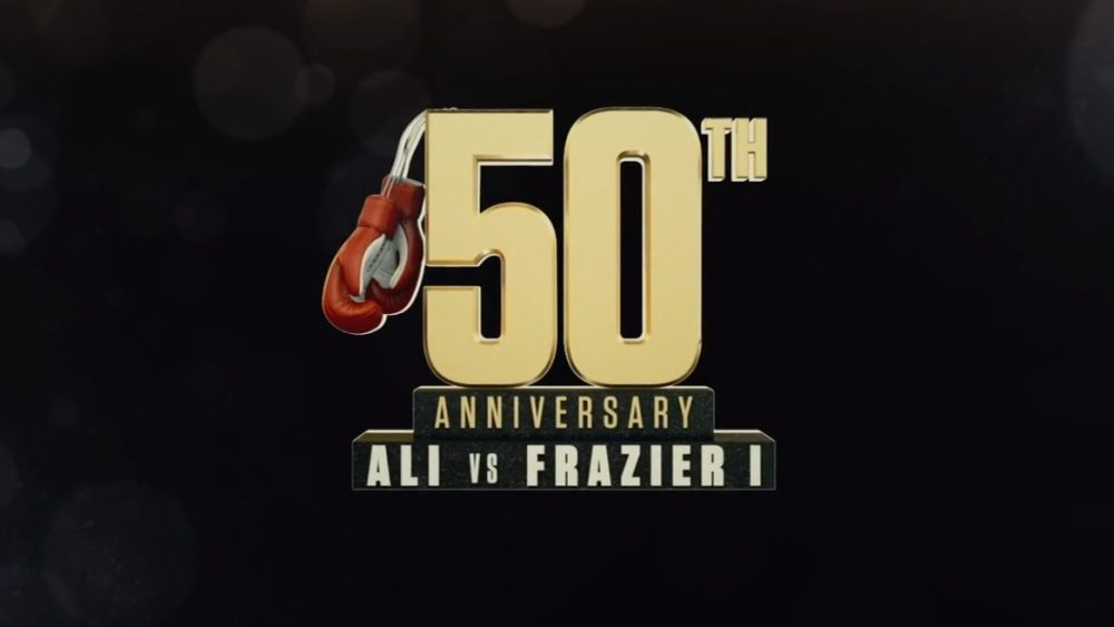 ABC will air a remastered version of Ali-Frazier I on Sunday
