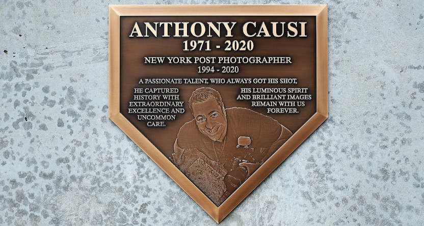 A tribute to Anthony Causi from the Yankess.