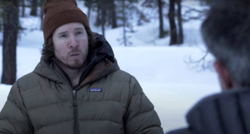 Kyle Johnston talks to Real Sports' Jon Frankel for a skiing feature.